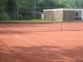 Tennisbanen onderhoud