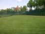 Aanleg kunst - grasveld